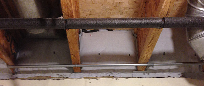 Box Sill Insulation